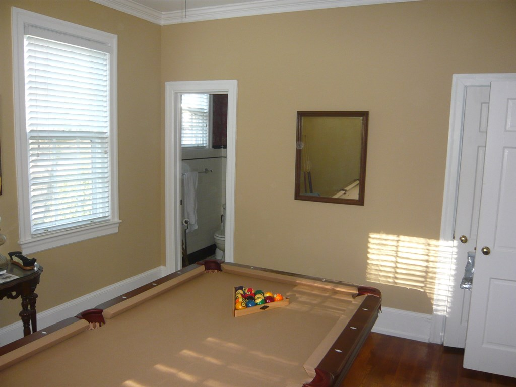 Downstairs Master/Pool room